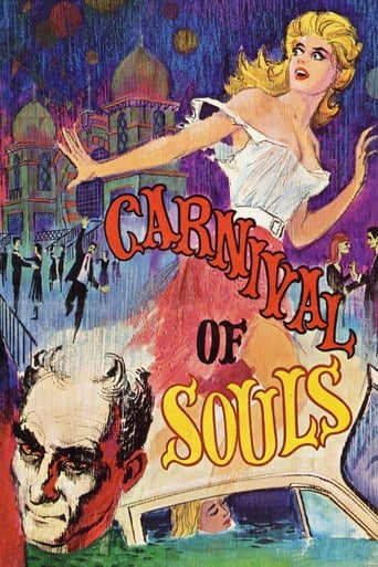 Poster of Carnival of Souls