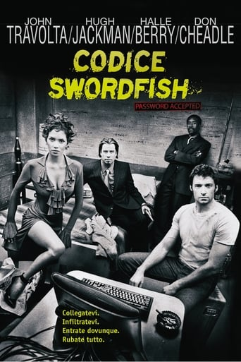 Poster of Codice: Swordfish