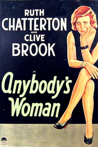 Poster of Anybody's Woman