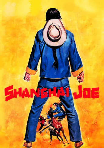 Poster of The Fighting Fists Of Shanghai Joe