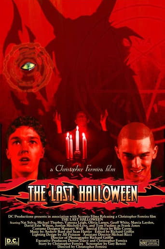 Poster of The Last Halloween