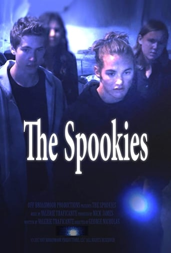Poster of The Spookies
