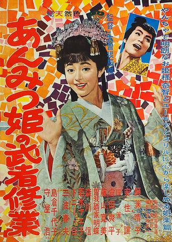 Poster of Adventures of Princess Anmitsu