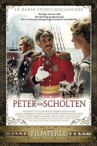 Poster of Peter von Scholten