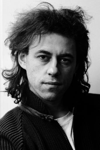 Image of Bob Geldof
