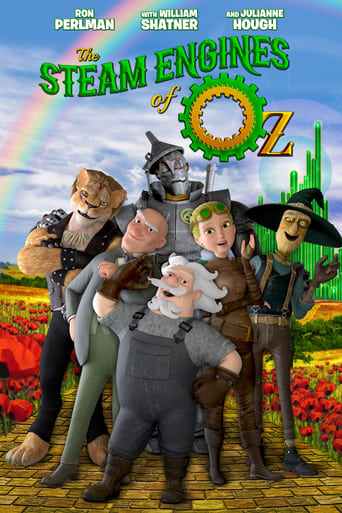 Poster of The Steam Engines of Oz
