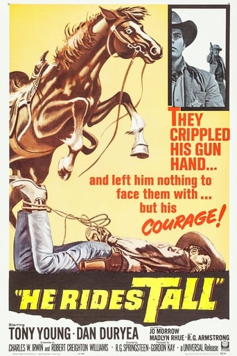 Poster of He Rides Tall