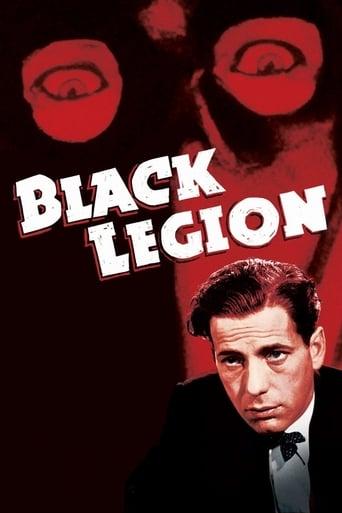 Poster of Black Legion