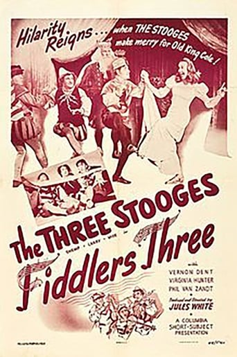Poster of Fiddlers Three