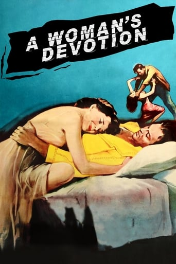 Poster of A Woman's Devotion