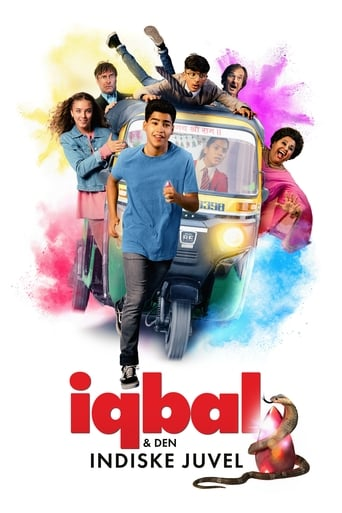 Poster of Iqbal & the Jewel of India