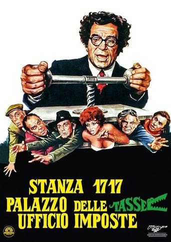 Poster of Stanza 17-17 palazzo delle tasse, ufficio imposte