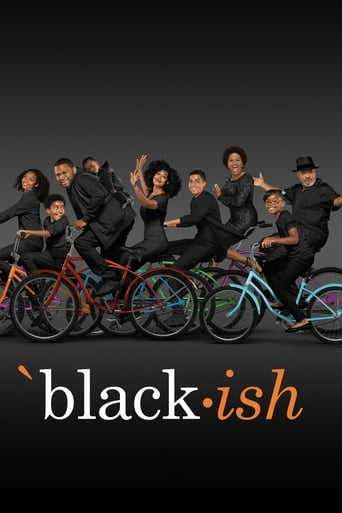 Poster of black-ish