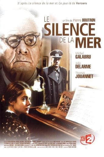 Poster of Silence of the Sea