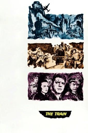Filmplakat von Der Zug