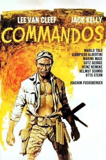 Poster of Commandos