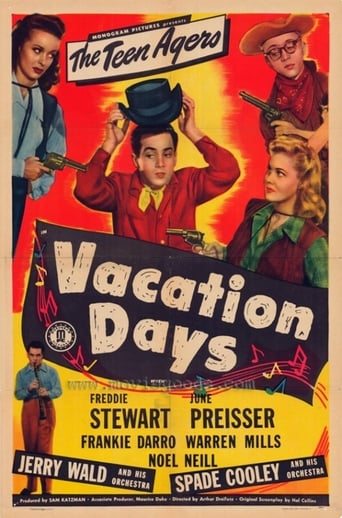 Poster of Vacation Days