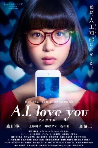 Poster of A.I. Love You