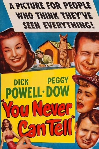 Poster of You Never Can Tell