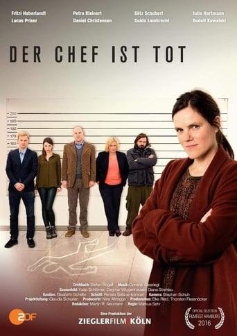 Poster of Der Chef ist tot