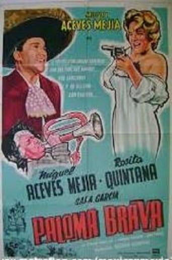 Poster of Paloma brava