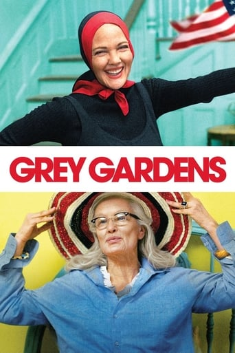 Poster of Grey Gardens