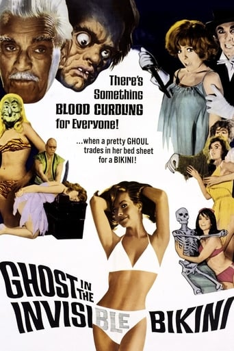 Poster of The Ghost in the Invisible Bikini