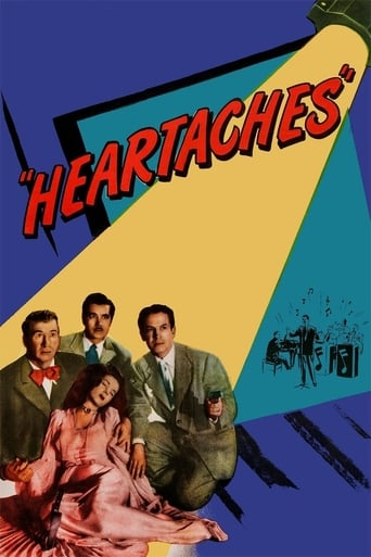 Poster of Heartaches