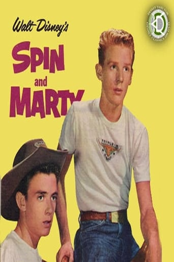 Poster of The Further Adventures of Spin and Marty
