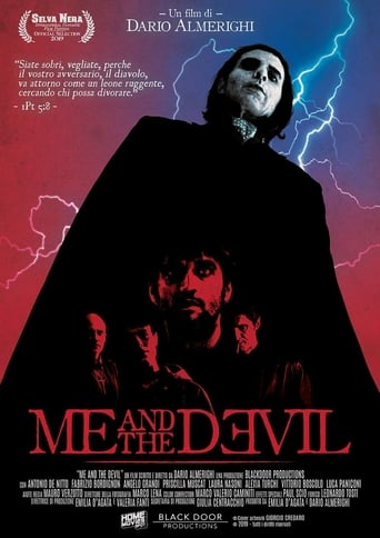 Poster of Me and the Devil