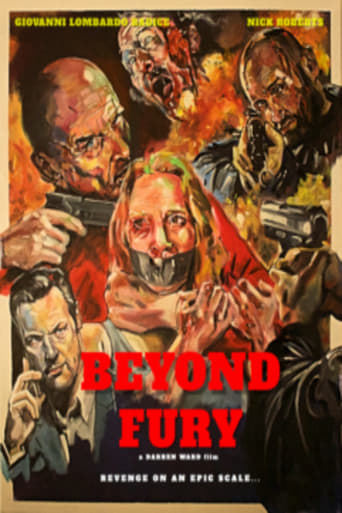 Poster of Beyond Fury
