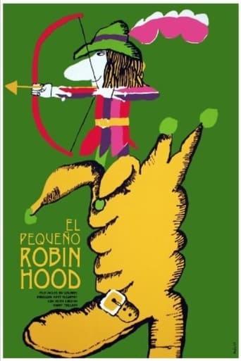 Poster of El pequeño Robin Hood