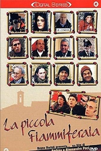 Poster of La piccola fiammiferaia