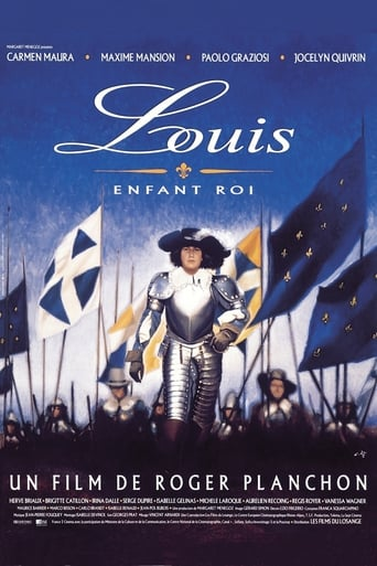 Poster of Louis, the Child King