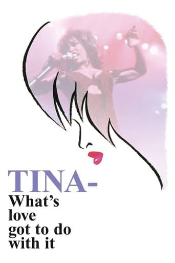 Filmplakat von Tina - What's Love Got to Do with It