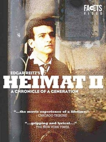 Heimat 2: A Chronicle of a Generation