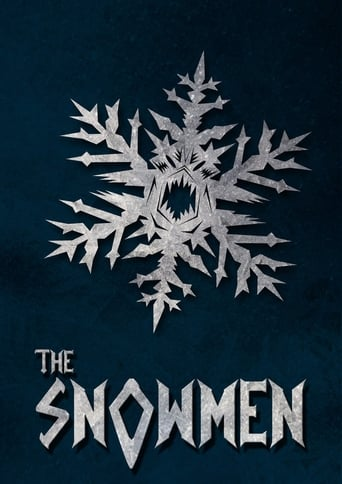 Doctor Who: The Snowmen poster