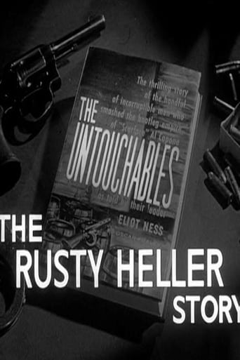Poster of The Untouchables: The Rusty Heller Story