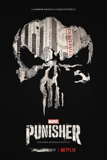 Poster of Marvel's The Punisher