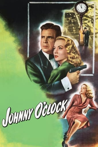 Poster of Johnny O'Clock