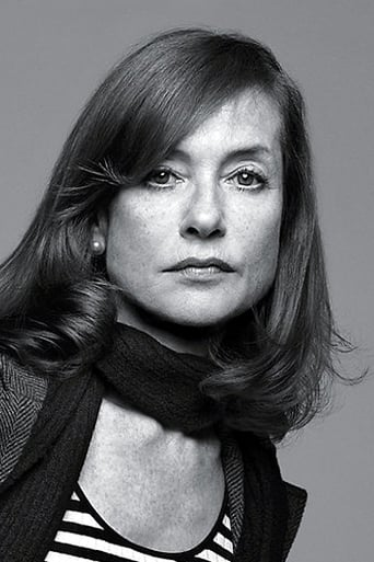 Image of Isabelle Huppert