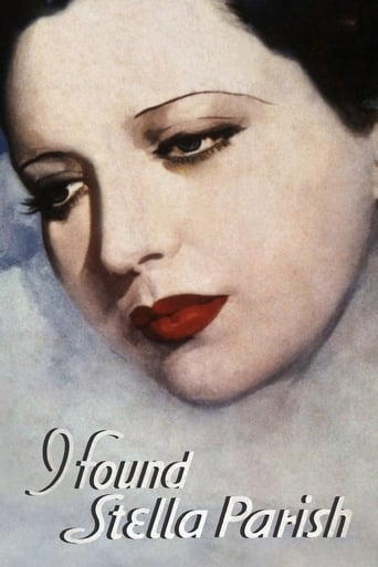 Poster of I Found Stella Parish