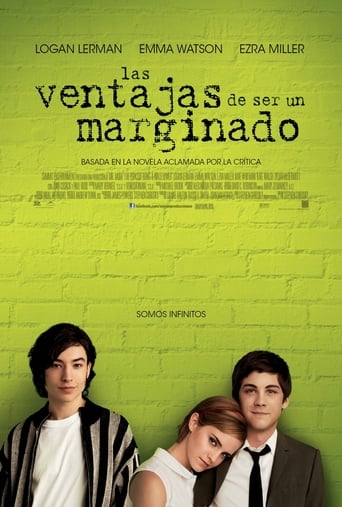 Las ventajas de ser un marginado The Perks of Being a Wallflower