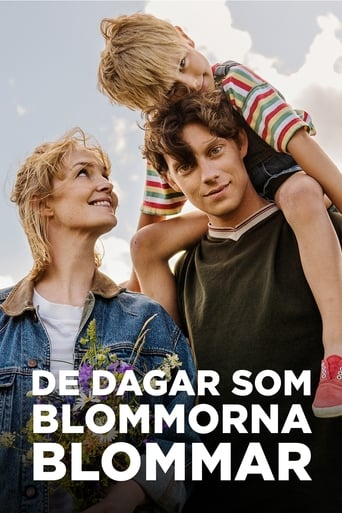 Poster of The Days the Flowers Bloom