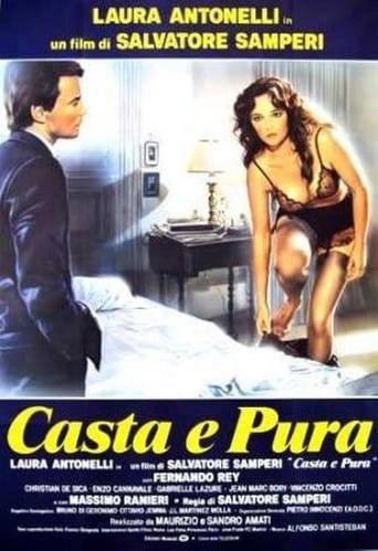 Poster of Casta e pura