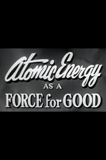 Poster of Atomic Energy as a Force for Good