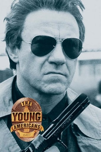 Poster of The Young Americans