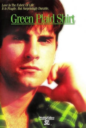 Poster of Green Plaid Shirt