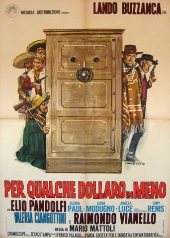 Poster of For a Few Dollars Less