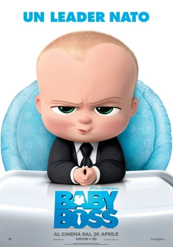 Poster of Baby boss